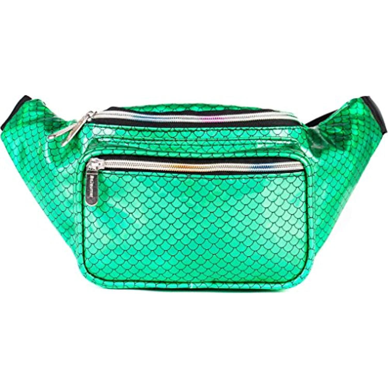 Waterproof Fabric Polka dot pouch Bum bag Waist bag Polkadot fanny pack Belt bag Festival bag Hip bag travel purse