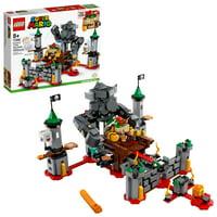 LEGO Super Mario Bowsers Castle Boss Battle Expansion Set 71369 Building Toy for Kids (1,010 Pieces)
