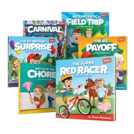 Juniors Adventures Storytime Book Set