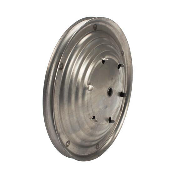 For 3-3//8 Inch Hubcap Murray® 7-1//2 Inch Ripple Wheel DRV