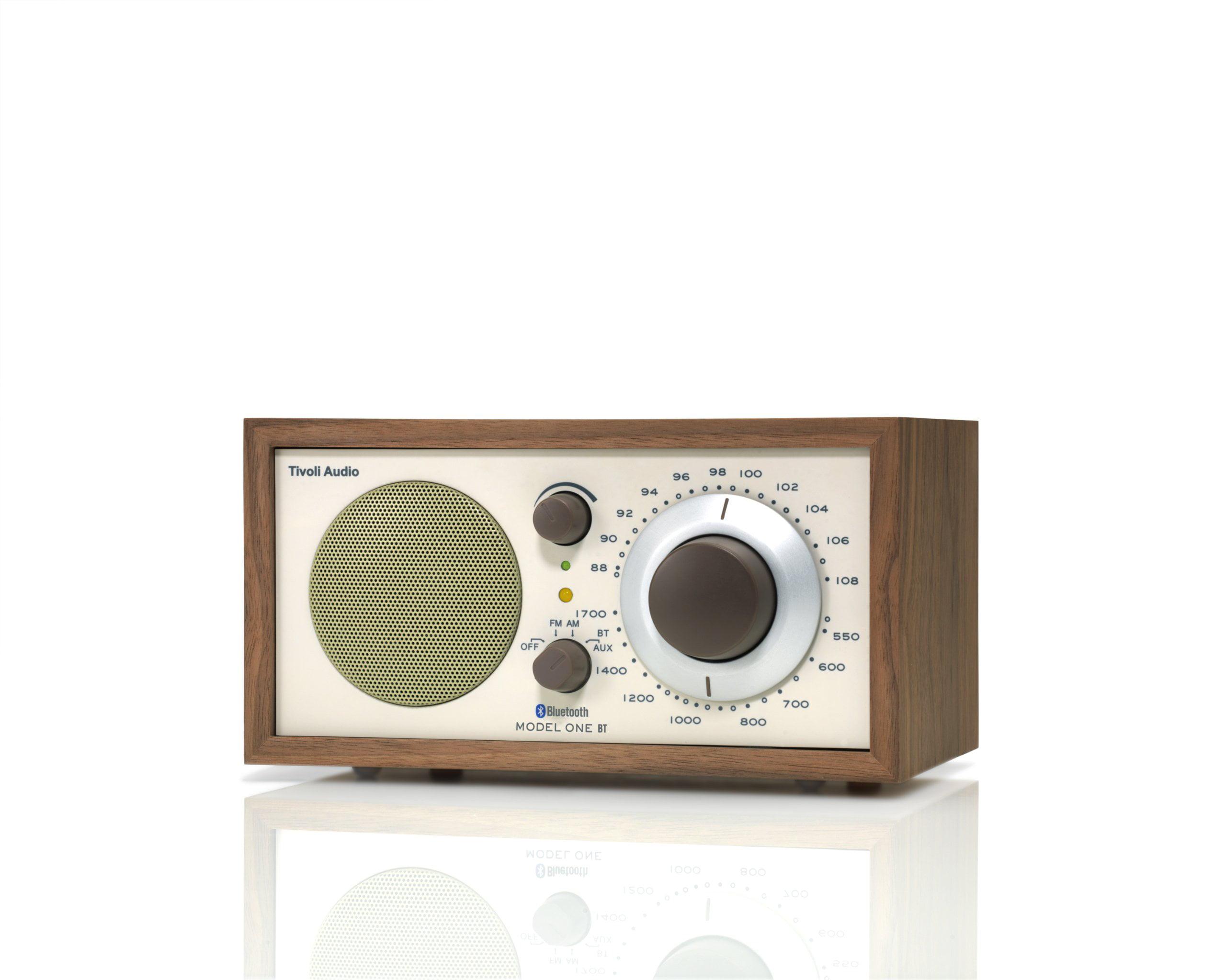 Tivoli Audio Llc M1btcla Fm am Reception, Bluetooth Streaming ,auxiliary Input-walnut Beige by OWC