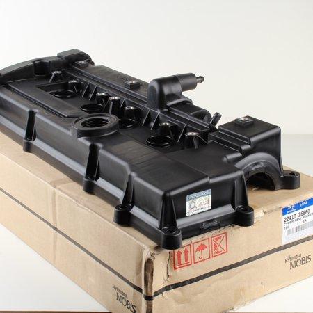 Genuine OEM Hyundai Valve Cover for 06-11 Accent Rio 1.6L DOHC 22410-26860