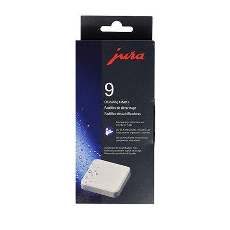 Jura Decalcifying Tablets (Original Jura 66281 Coffee Machine Decalcifying Tablet)