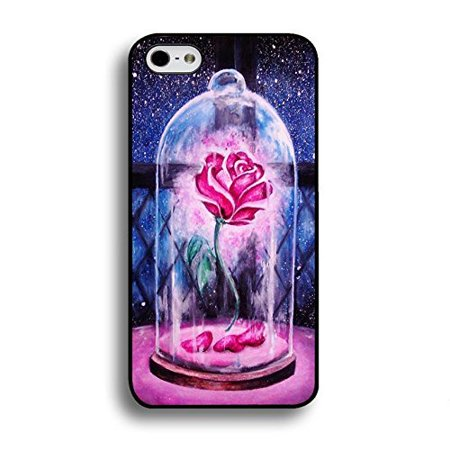 Ganma Beauty and the Beast Rubber Case For iPhone 6, 6S