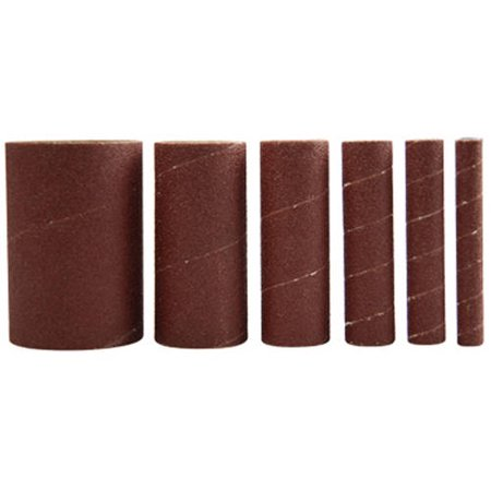 ShopSeries Sleeves for Spindle Sander, 6-Pack, 150 grit (for (Grit Drum Sander Sleeves)