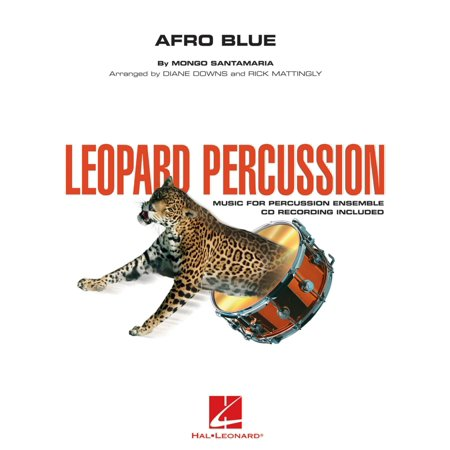 Afro Percussion (Hal Leonard Afro Blue (Leopard Percussion) Concert Band Level 3 Arranged by Diane)