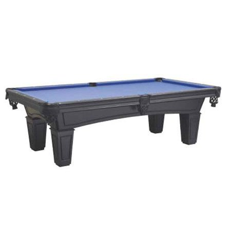 Imperial 8 Foot Shadow Pool Table Felt Color: Pewter