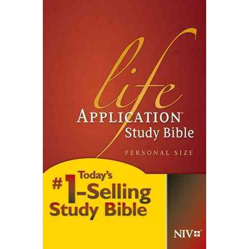 Life Application Study Bible: New International Version Personal Size