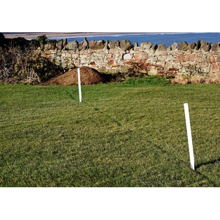 - Framed Art For Your Wall Stakes Golf Course Wall Out Of Bounds Markers Golf 10x13 Frame