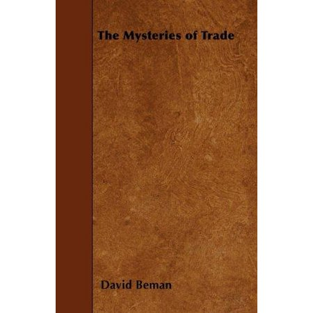 The Mysteries of Trade - image 1 of 1