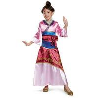 Girls Mulan Deluxe Costume