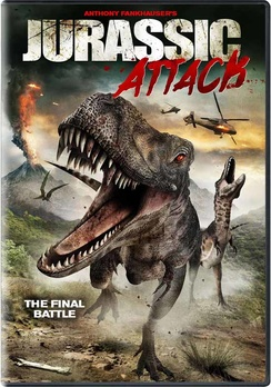 Jurassic Attack (DVD) by Gaiam Americas