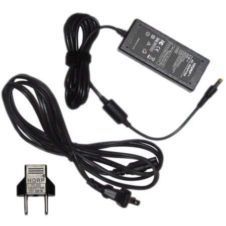 HQRP AC Adapter for Casio SA-46 / SA46 / SA-47 / SA47 / SA-76 / SA76 / SA-77 / SA77 / SA-78 / SA78 Keyboards Power Supply Cord plus Euro Plug Adapter