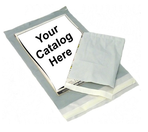 "Clear View Poly Bag Mailers ; Shipping Bags 3 Mil 10"" x 1..."