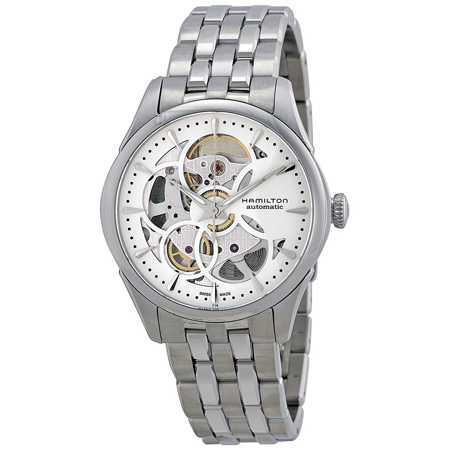 Hamilton Jazzmaster Viewmatic Automatic Ladies Watch H32405111 by Hamilton