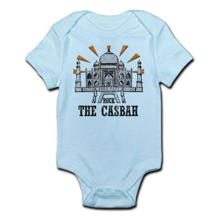 Cafepress   The Clash   Rock The Casbah Infant Bodysuit   Baby Light Bodysuit