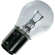 Ancor Double Contact Bayonet Light Bulb, 32V, #1224, 2pk
