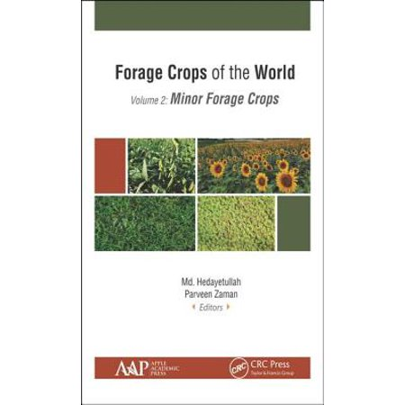 - Forage Crops of the World, Volume II: Minor Forage Crops
