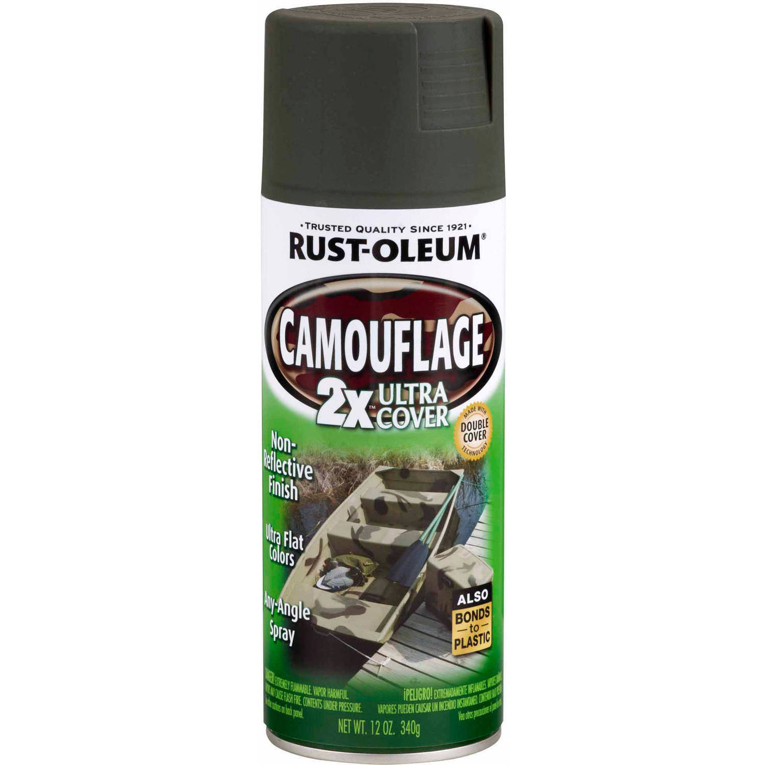 Rust-Oleum Camouflage Ultra Cover 2x