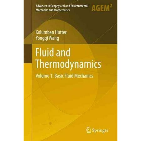 Fluid And Thermodynamics  Basic Fluid Mechanics