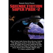 Fantastic Stories Presents: Science Fiction Super Pack #2 - eBook