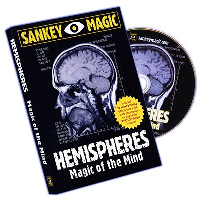 Hemispheres By Jay Sankey