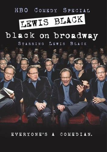 Lewis Black: Black on Broadway by