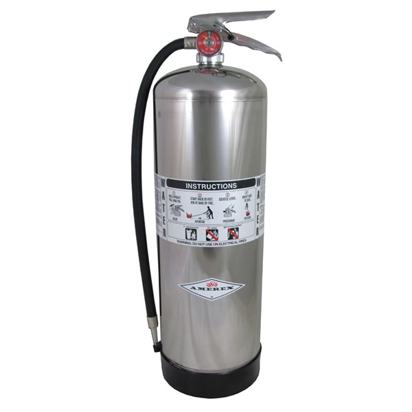 Fire Extinguisher, Wet Chemical, A, 2A
