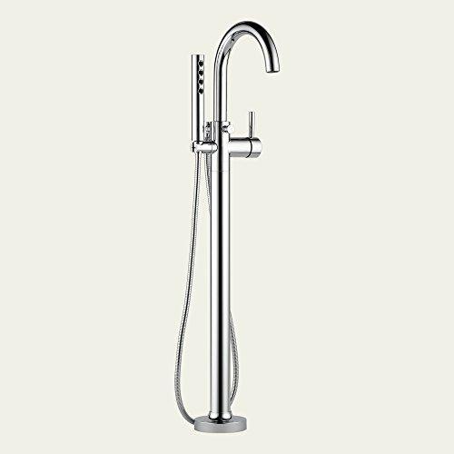 Brizo Odin: Single-Handle Freestanding Tub Filler