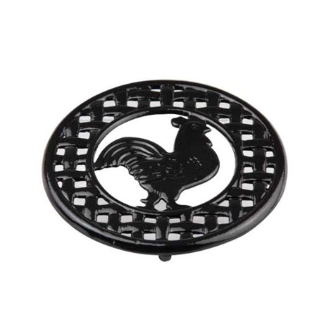 Cast Iron Rooster Trivet Black Cast Iron Router Tables
