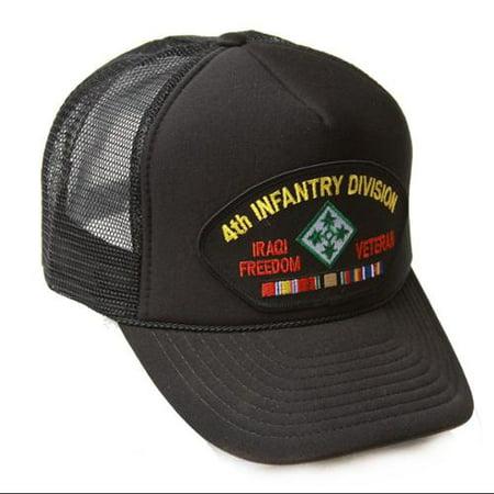 d8c46f255fb Military Hats - Patch 3D Military Trucker Hat