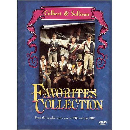 Gilbert   Sullivan   Favorites Collection  Opera World