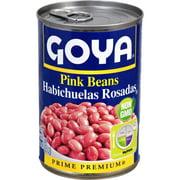 (6 Pack) Goya Pink Beans 15.5 Oz