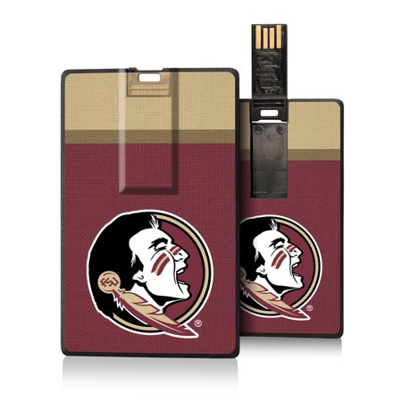 Florida State Seminoles Stripe Credit Card USB Drive 16GB