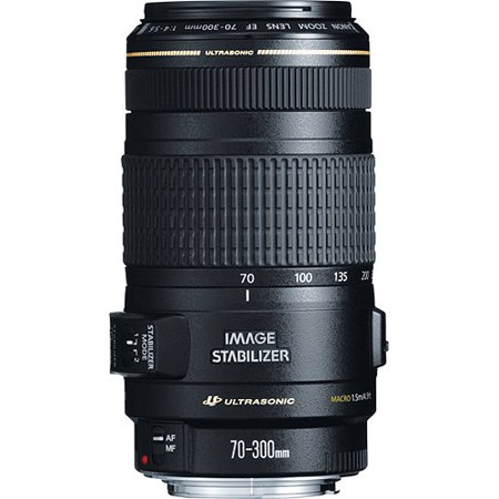 Canon Ef 70 300Mm F 4 5 6 Is Usm Telephoto Zoom Lens  0345B002