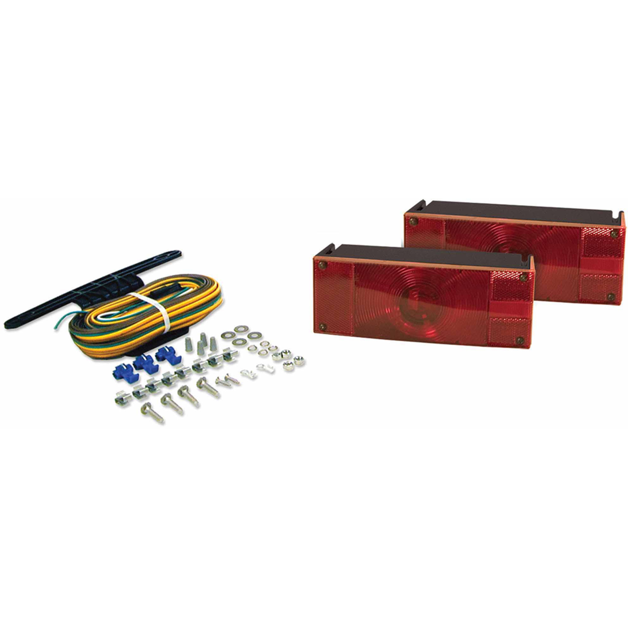 Blazer C6285 Low Profile Submersible Trailer Light Kit for Trailers ...