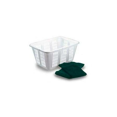 Rubbermaid Laundry Laundry Basket (Set of 8)