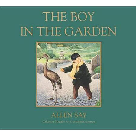 The Boy in the Garden - eBook ()