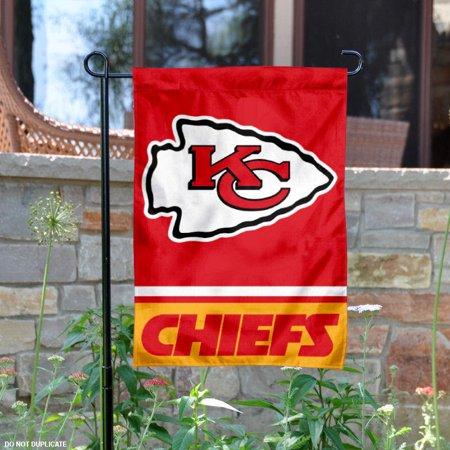 Kansas City Chiefs 12 5 X 18 Large Nfl Garden Flag