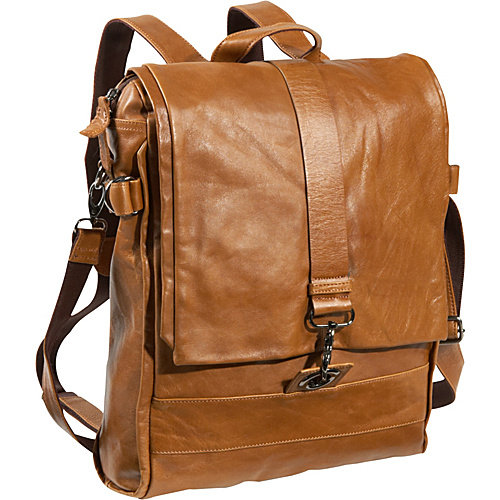 AmeriLeather Vintage Messenger Bag / Backpack