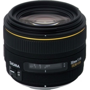 Sigma 30mm f/1.4 DC HSM Art Lens for Canon (301101)