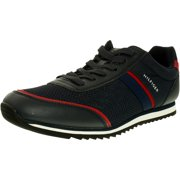 Tommy Hilfiger Men's Fallon Synthetic Ankle-High Synthetic Flat Shoe