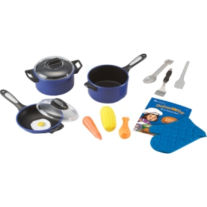 Pretend And Play Pro Chef Set