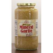 Club Pack of 12 Spice Select Minced Garlic 32 fl oz. #30987