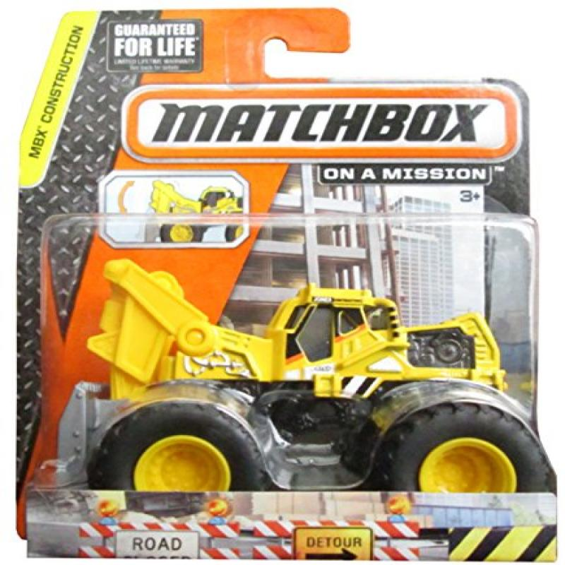 Matchbox Work Ready Tractor by