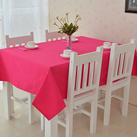 All For You Rectangular Fabric Table Cloth Rectangle