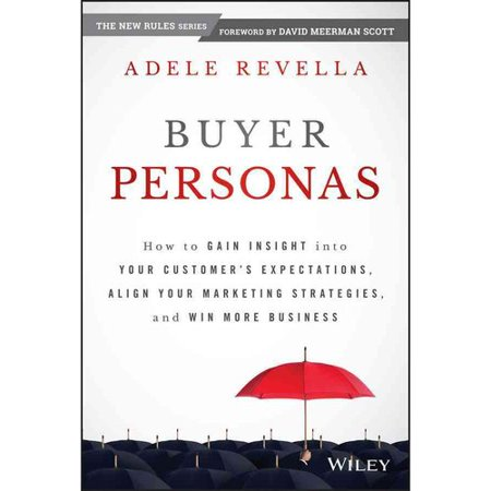 Buyer Personas  How To Gain Insight Into Your Customers Expectations  Align Your Marketing Strategies  And Win More Business