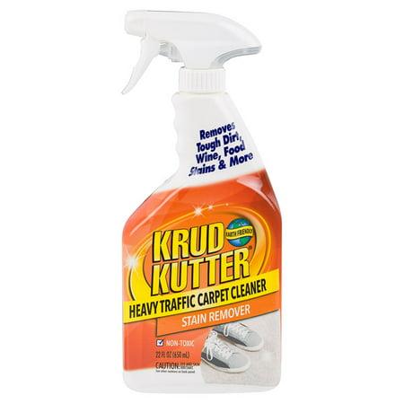 Krud Kutter Heavy Traffic Carpet Cleaner 22 oz