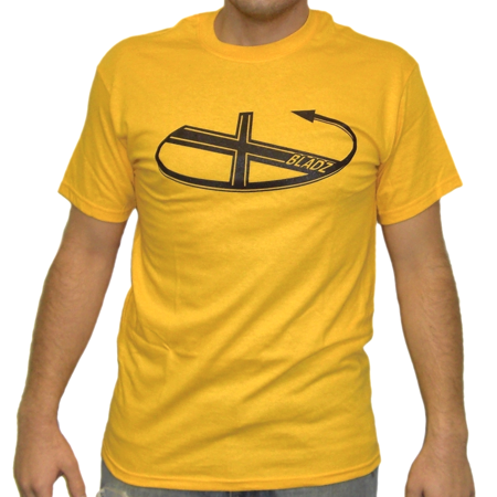 Team X Bladz T-Shirt Costume Brink! Movie Blades Xbladz Costume Skater Val - Maria Brink Halloween