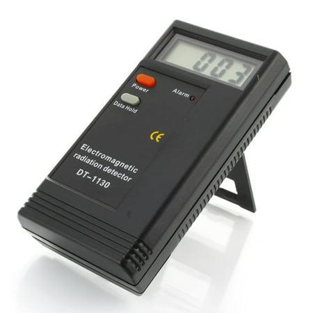LCD Digital Electromagnetic Radiation Detector EMF Meter Dosimeter Tester (Best Emf Meters)
